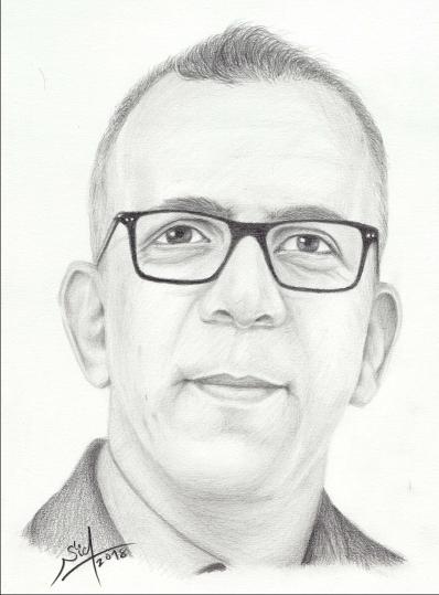 Hafid Derradji by 3alilou